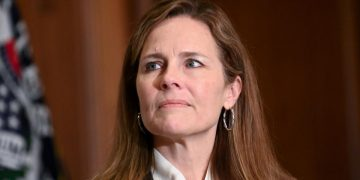 Trump's Supreme Court nominee vows to 'apply law as written': Amy Coney Barrett 6