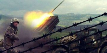 Russia is the only country able to stop the Armenia-Azerbaijan conflict .. 28