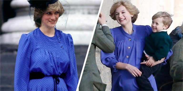 Princess Diana had an 'awful' sense of style when she was younger: Emma Corrin 1