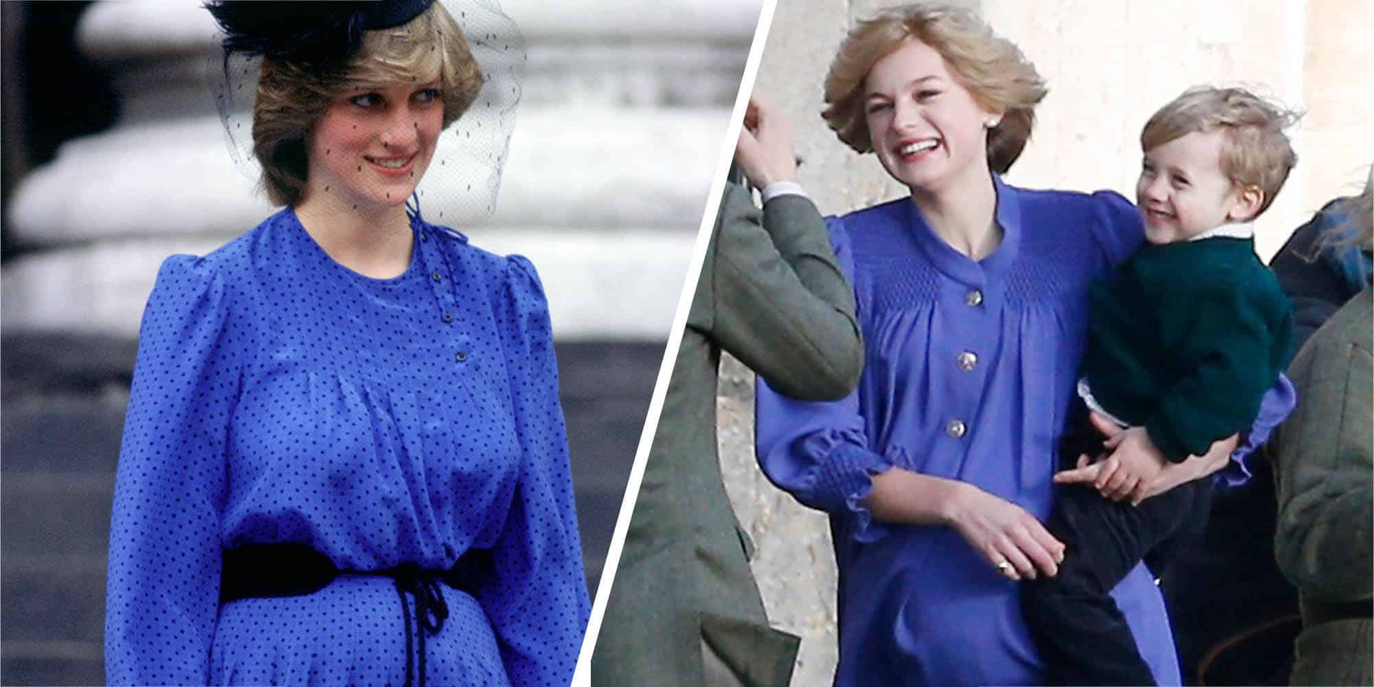 Princess Diana had an 'awful' sense of style when she was younger: Emma Corrin 5