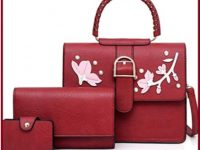 Beautiful Red bag. 22