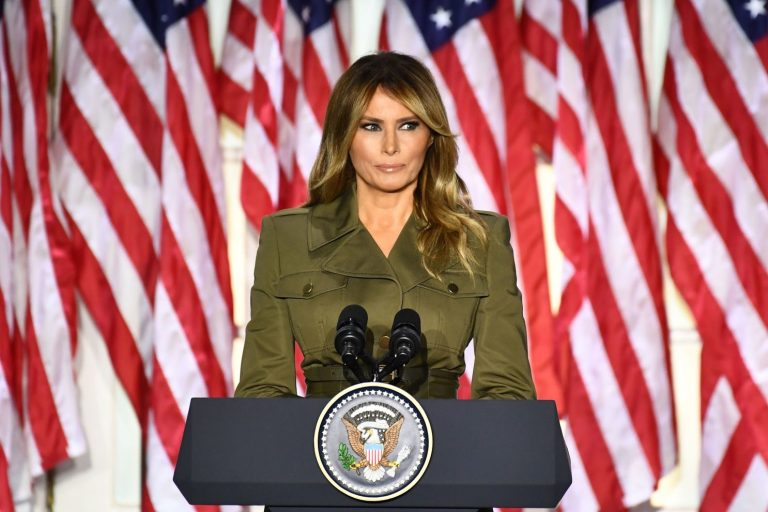 Media created picture of my husband I don't recognise' - Melania Trump 1
