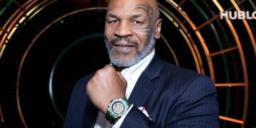 Mike Tyson appeared slow, exhausted, and unbothered. 12