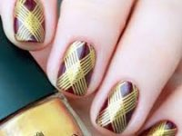 Nail art, beautiful designs. 11