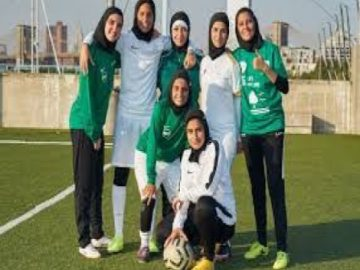 For the first time, Saudi Arabia to host women's sports event. 2