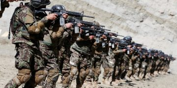 US has closed 10 bases in Afghanistan: Washington Post 12