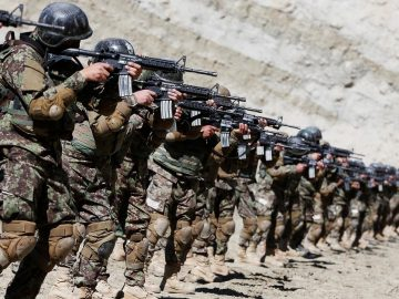US has closed 10 bases in Afghanistan: Washington Post 9