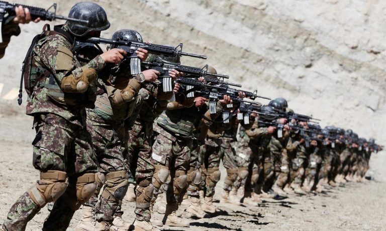 US has closed 10 bases in Afghanistan: Washington Post 1