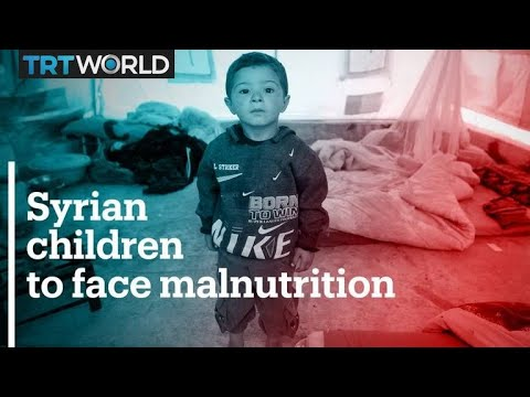 Syrian children to face malnutrition