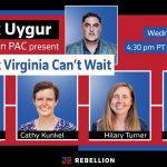 Rebellion PAC LIVE Forum with West Virginia Congressional Candidates