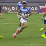 HIGHLIGHTS: Sudamerica 4 Nations | Argentina XV v Uruguay XV