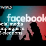 Social media boosts US presidential election campaigns