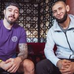 Khamzat Chimaev discusses his rapid rise with Dan Hardy