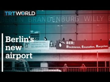 Berlin's new airport opens nearly a decade behind schedule