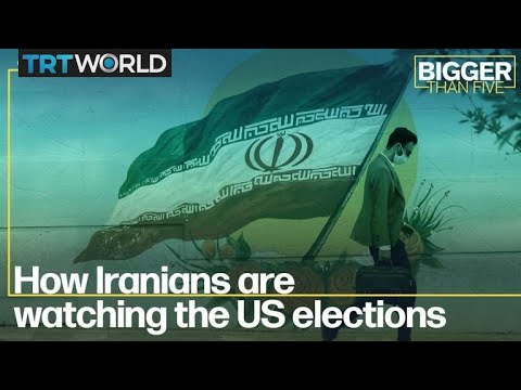 How Iranians are watching the US Elections   Bigger Than Five