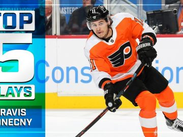 Top 5 Travis Konecny Plays from 2019-20 | NHL