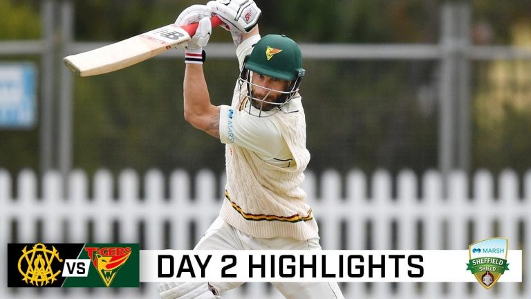 Wade warms-up for India with key knock to keep Tassie afloat | Marsh Sheffield Shield 2020-21