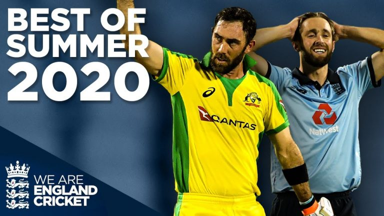 Magnificent Maxwell & Carey Centuries! | England v Australia 3rd ODI | Best of Summer 2020