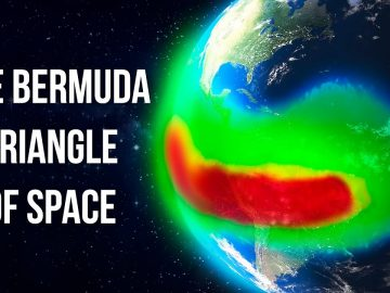 Something Opened a Bermuda Triangle in Space But No One Knows What