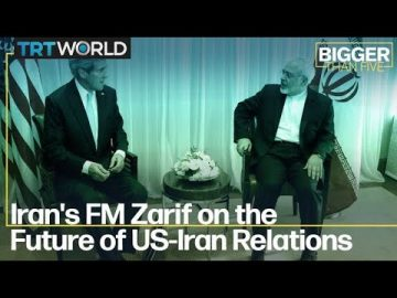 Iran's FM Zarif on the Future of US-Iran Relations | Bigger Than Five