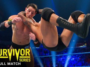 FULL MATCH - Randy Orton vs. Wade Barrett - WWE Title Match: WWE Survivor Series 2010