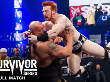 FULL MATCH - Big Show vs. Sheamus - World Heavyweight Title Match: WWE Survivor Series 2012
