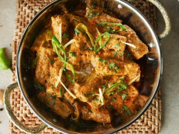 Seekh Kabab Makhni Karahi Recipe By Food Fusion