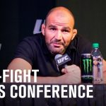 UFC Vegas 13: Post-fight Press Conference