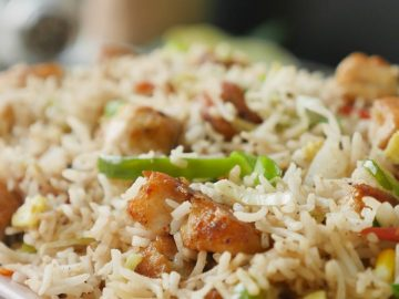 Fish Fried Rice Recipe By Food Fusion