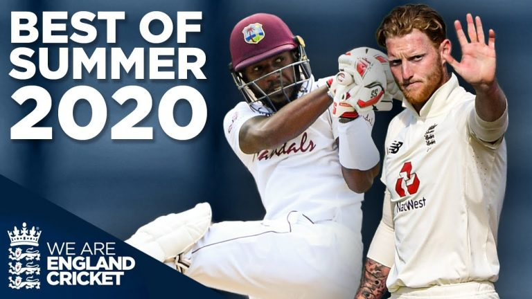 Unbelievable First Test Finale! | England v West Indies | Best of Summer 2020