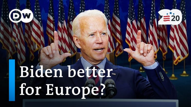 How will the Biden presidency impact US foreign relations?   US election 2020