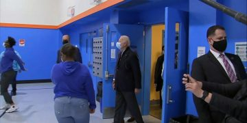 Biden 'hopeful' as campaign winds down in Delaware