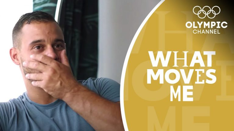 From a broken leg in Rio to a Medal at the World Championships ft. Samir Ait Said | What Moves Me