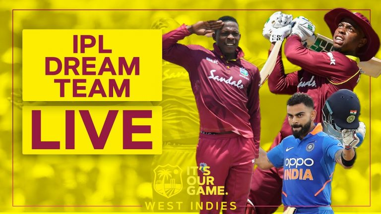 IPL Dream Team! | Who Would You Pick? | Windies