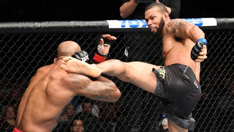 Top Finishes from UFC Vegas 13 Fighters
