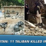Afghanistan: 11 Taliban killed in strikes | News Bulletin | Indus News