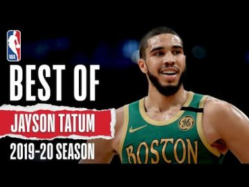 The Best Of Jayson Tatum | 2019-20 Season