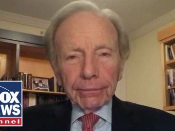 Joe Lieberman: In America we settle conflicts in court, not the streets