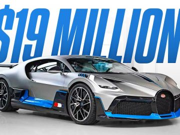 Top 10 Most Expensive Cars of 2020