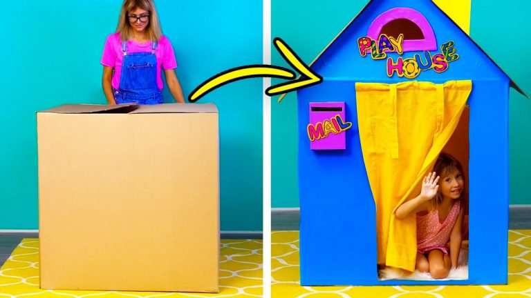 29 EASY AND FUN DIY PLAYHOUSES YOU CAN MAKE TODAY FOR YOUR KIDS