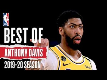 The BEST of AD | 2019-20 Full Season Highlights