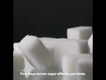 5 Ways Sugar Affects your Body// Dr. ASKY//  Think about your Health alongside your chasing wealth 🙏 7