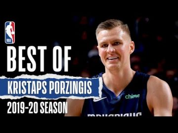 Kristaps Porzingis Top Plays 🦄 | 2019-20 Season 4