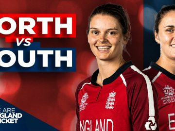Most England IT20 Hundreds?! | Jones & Sciver Showdown! | North v South Round 3 | England Cricket