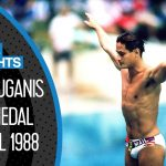 The greatest diver of all-time? Greg Louganis at Seoul 1988 🇺🇸 | Athlete Highlights 1