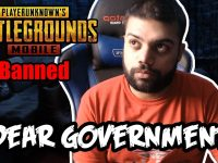 DEAR GOVERNMENT | UNBAN PUBG !!!