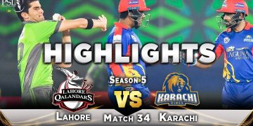 Full Match Highlights | Lahore Qalandars vs Karachi Kings | Final Match | HBL PSL 2020 | MB2L