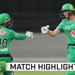 Stars edge out Scorchers in top-of-the-table clash | Rebel WBBL|06