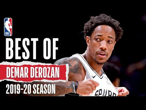 DeMar DeRozan 2019-20 Full Season Highlights