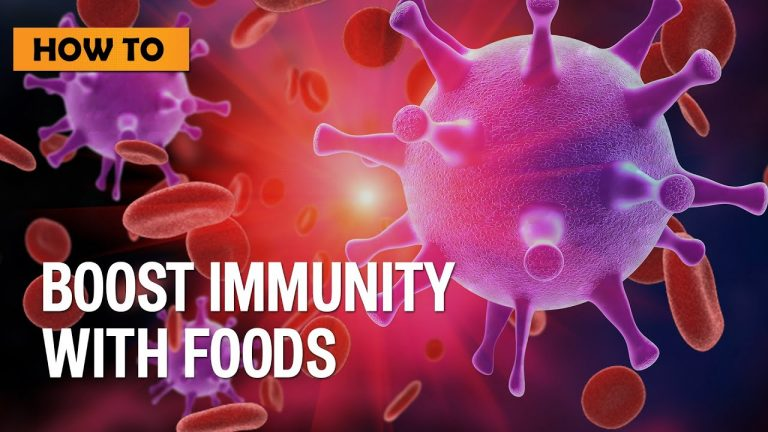 How to Boost your Immunity with Foods